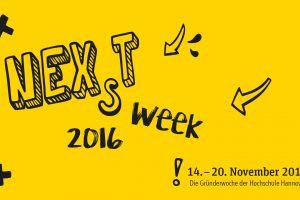 NexstWeek: Die Gründerwoche der Hochschule Hannover