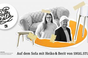 SofaTalk mit Berit und Heiko von SNUG.STUDIO
