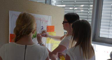 Young Professionals entwickeln innovative Ansätze beim Workshop: »Innovationen im Management im Gesundheitswesen«