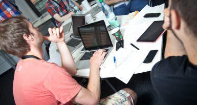 Unternehmensgründung in der IT: Präsentation der Ergebnisse am 24.6.16