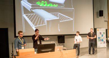 ACCESS – Studierende gewinnen den zweiten Preis des Gründerwettbewerbs beim Komponentenportal