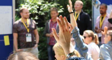 Intensiv. Interdisziplinär. Praxisnah – Das war das Social Innovation Camp am 20. und 21. Mai 2017