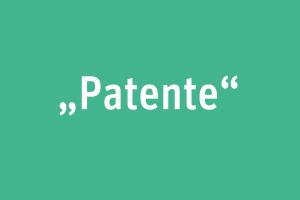 Von der Idee zum Patent