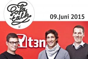 SofaTalk mit den Gründern von t3n