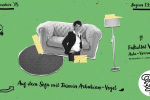 SofaTalk: Jasmin Arbabian-Vogel