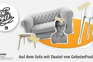 SofaTalk mit Daniel von GeheimPunkt