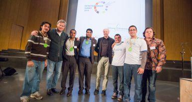 Tickets für den Entrepreneurship Summit zu gewinnen!