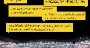 Design Thinking mit Spellmeyer: HannoLab trifft Hannover 96