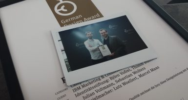 German Design Award – Special Mention 2015
