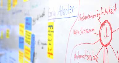 """Der Kurs """"Unternehmensgründung"""" mit Nexster beim größten Hackathon der Welt."""