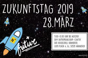 Zukunftstag bei NEXSTER dem Entrepreneurship-Center der Hochschule Hannover -AUSGEBUCHT-